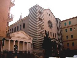 S. Giovanni Bosco and S. Gaetano The Small Temple of 1597 in Genoa Sampierdarena Zone
