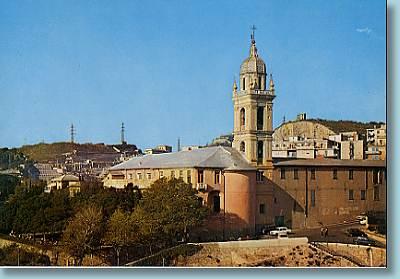 Santuario Di San Francesco Da Paola in Genova