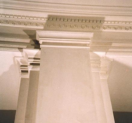 Esempi di decorazione e finitura d'interni